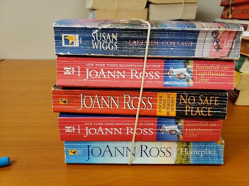 Susan Wiggs Joann Ross