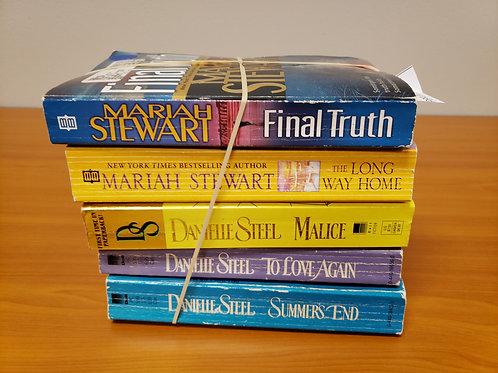 Danielle Steel Mariah Stewart