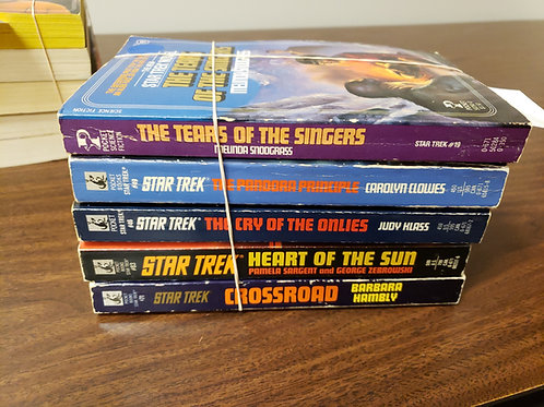 Sci fi fantasy  Star trek