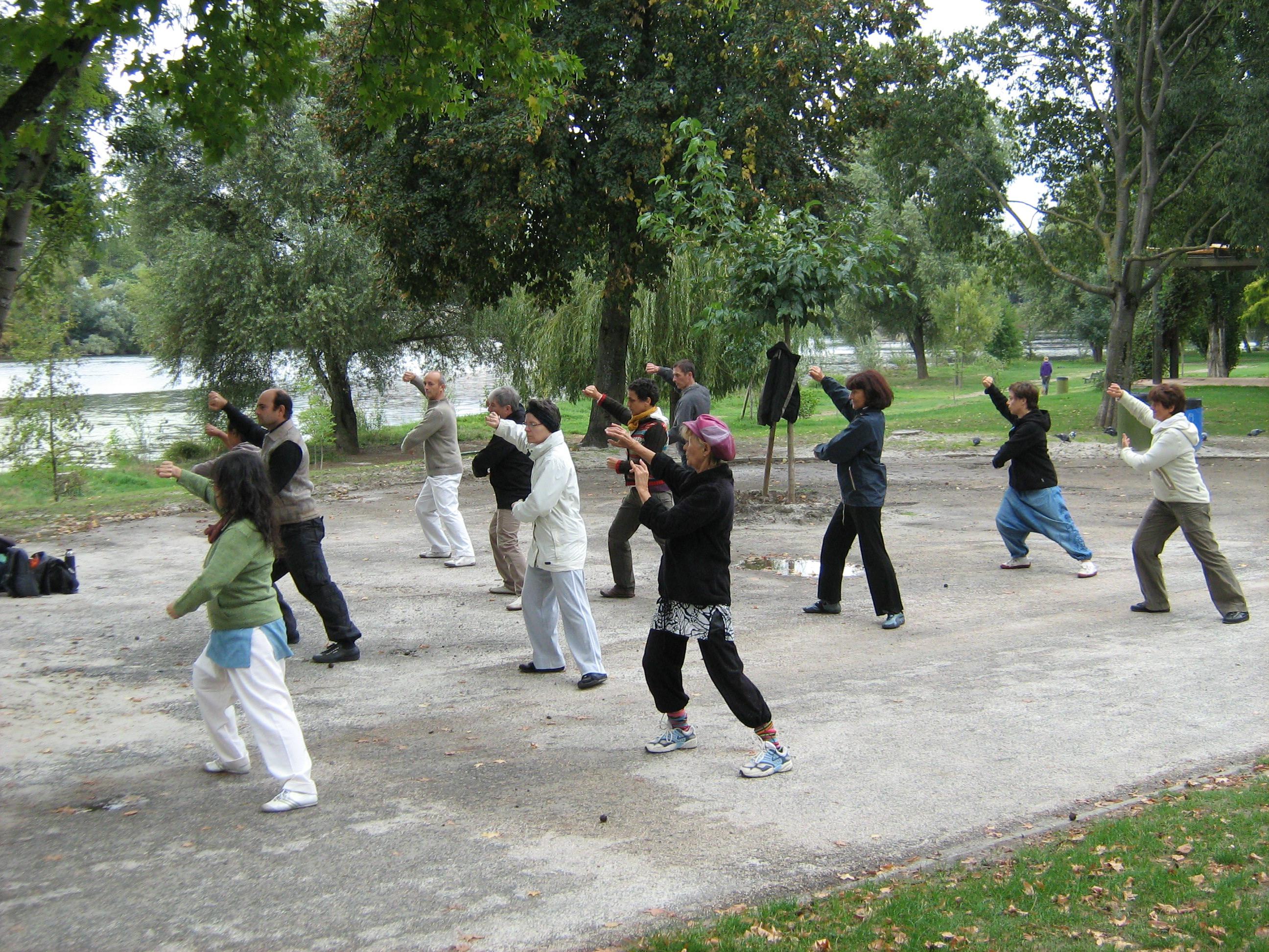 Cours de Tai Ji à Toulouse