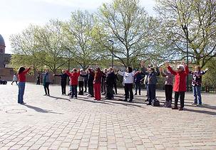 Cours de Qi Gong et de Tai Ji à Toulouse