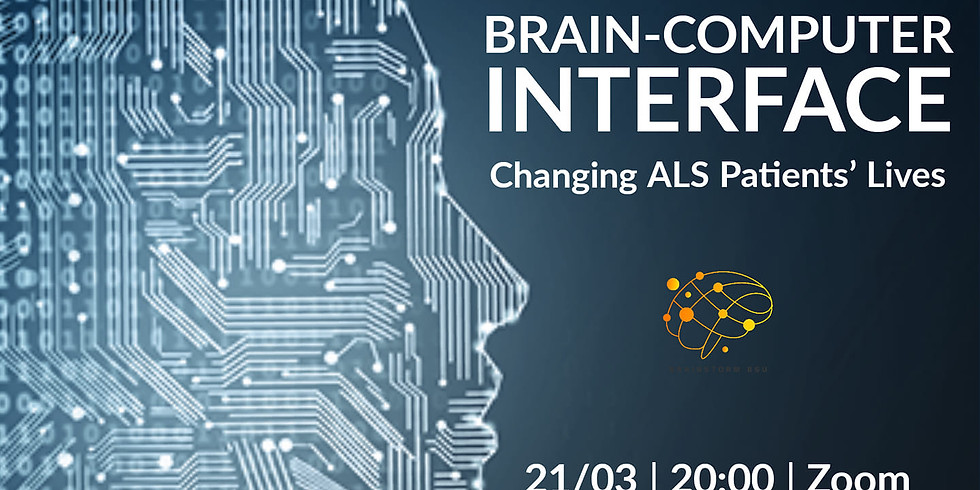 Brain Computer Interface - Changing ALS patients' lives
