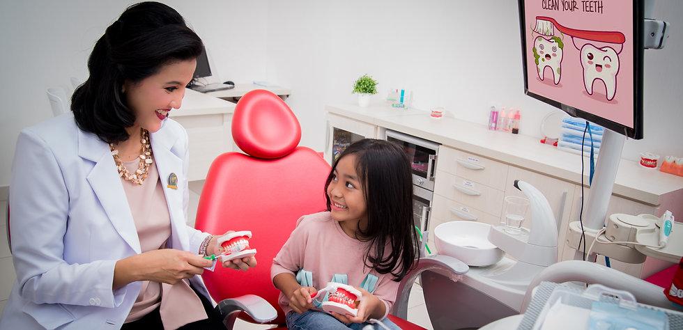 Perawatan Gigi, Dental Treatment