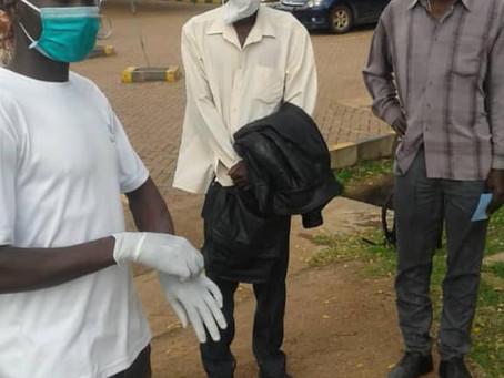 COVID-19 Has Reached Uganda