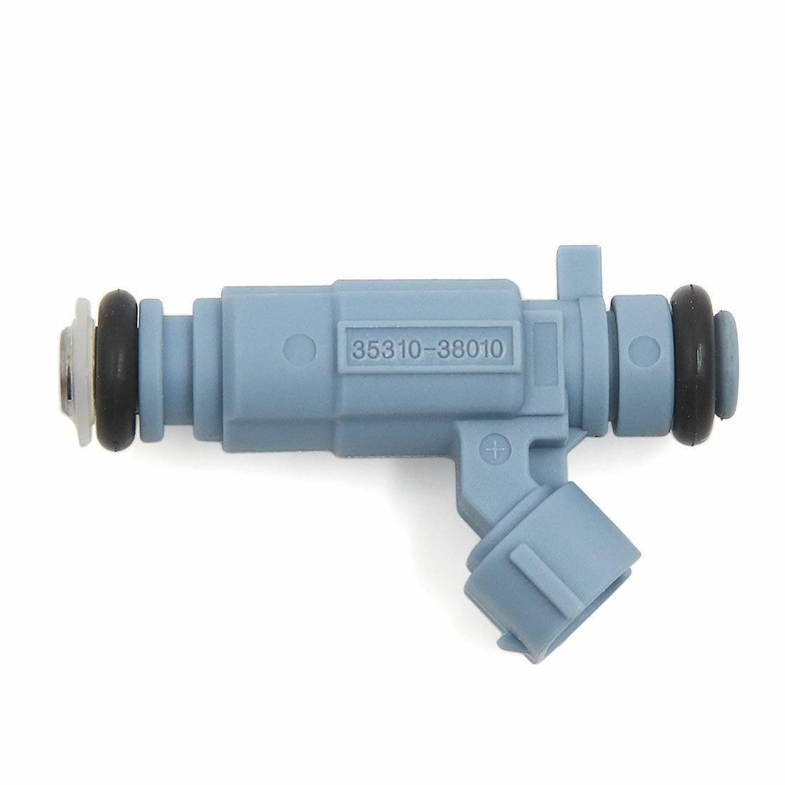 OEM Fuel Injectors for 2001-2006 Hyundai Santa Fe 2.4L 2.4 2002 2003 2004 2005