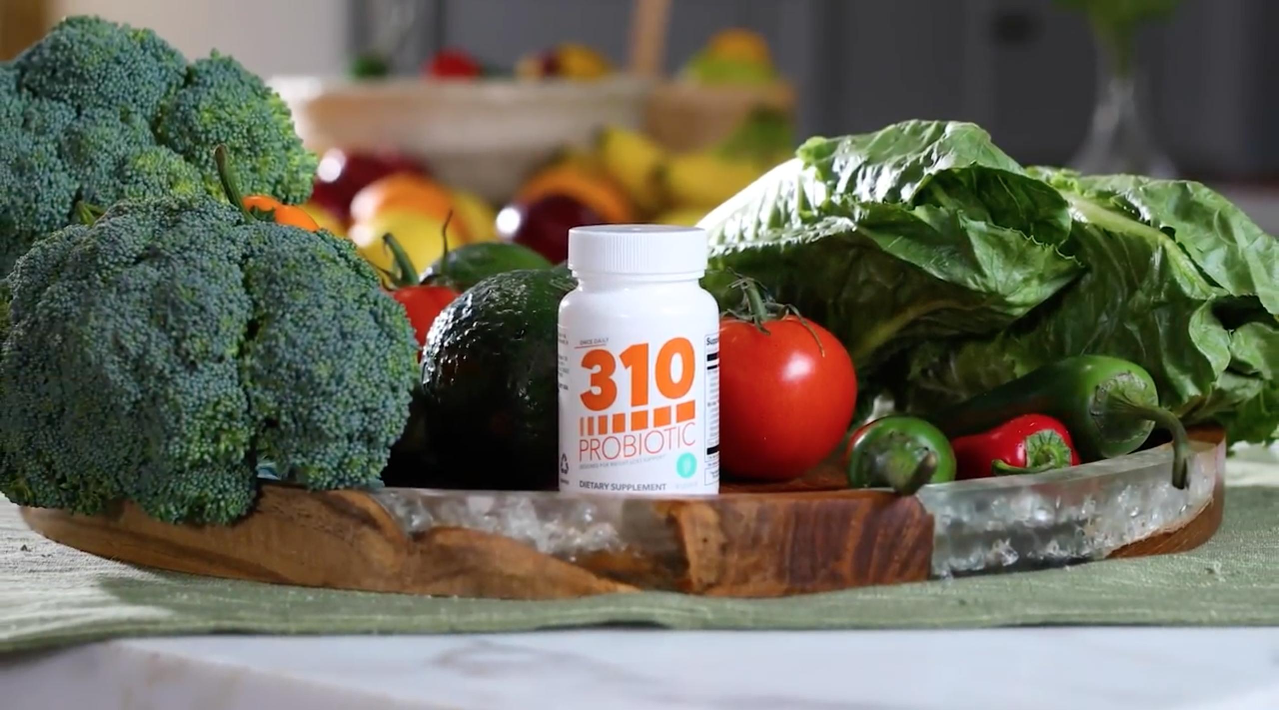 """""""310 Nutrition Probiotic"""""""