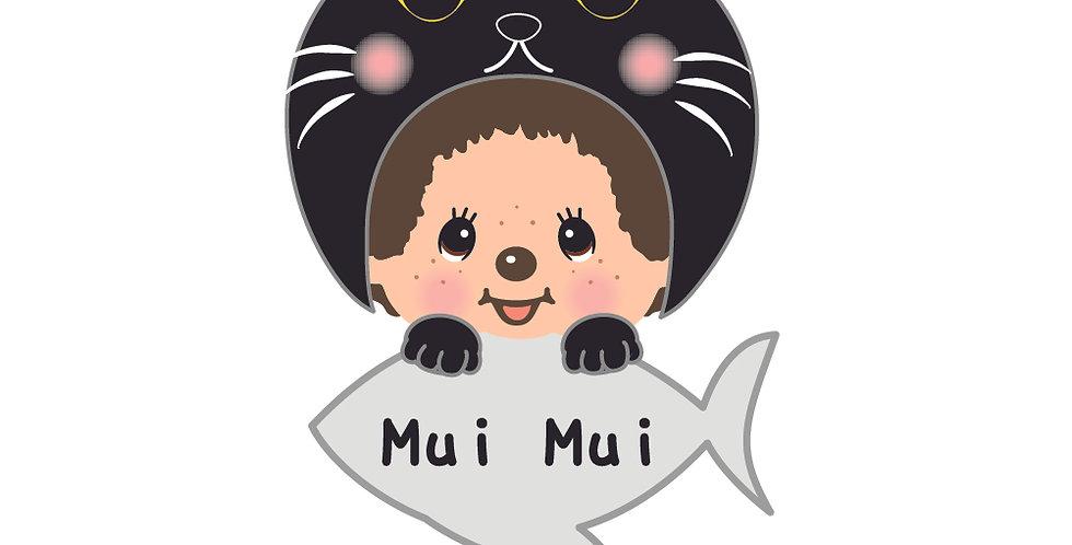 寵物名牌(孟買貓)