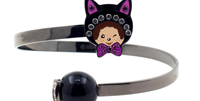 CAT CHIC手鐲(黑色)