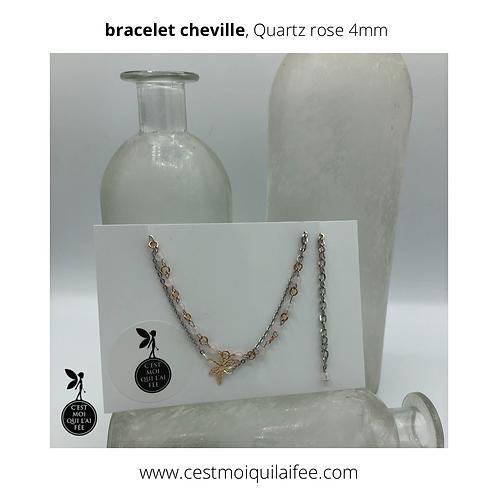 Bracelet Cheville Libellule...