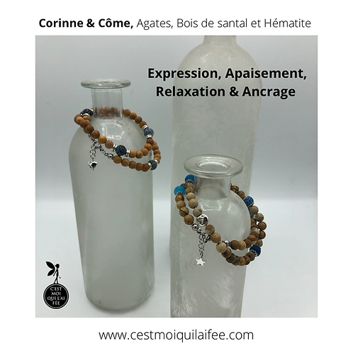 Corinne & Côme