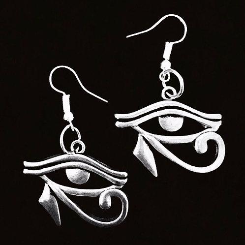 """Boucles d'oreilles """"Oeil d'Horus"""""""