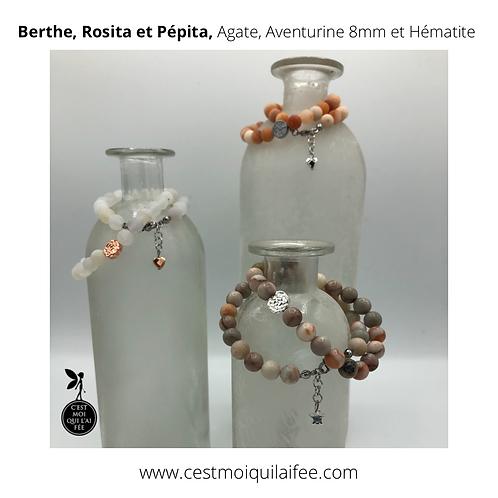 Berthe, Rosita ou Pépita...
