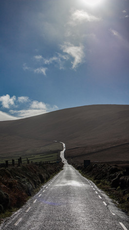 Follow The Path.