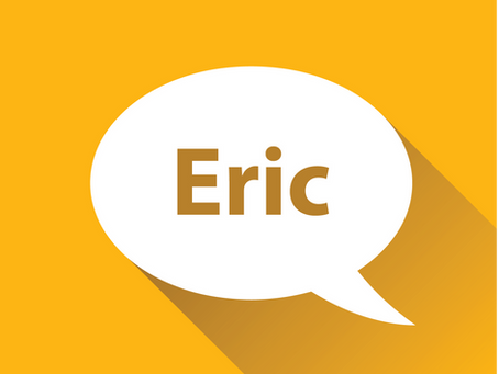 Meet Eric!
