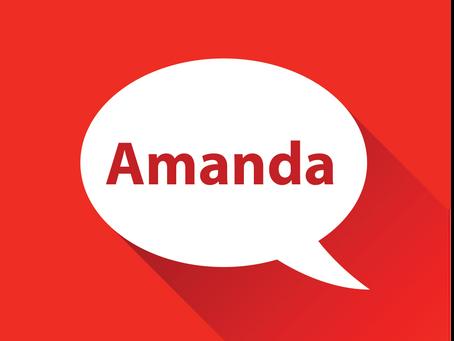Meet Amanda!