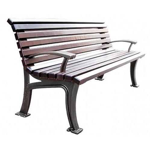 Скамейка чугунная
