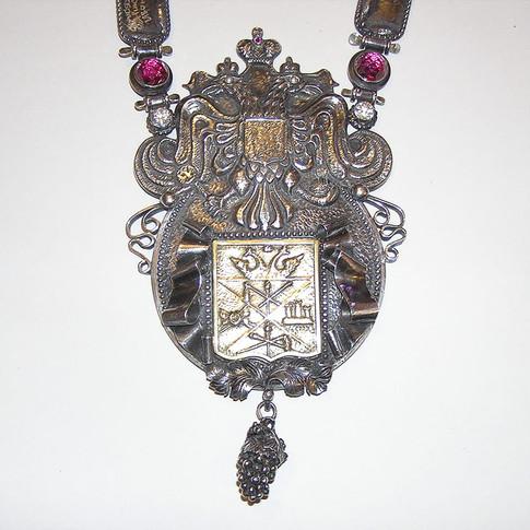 Инаугурационная медаль, для инаугурации главы города Новочеркасск.
