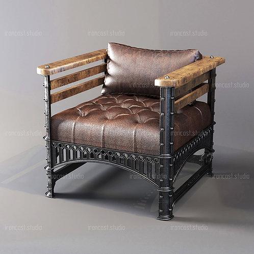 """Кресло """"IRONBOLT"""""""