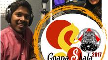 Sanskriti Interviewed by 101.7 World FM