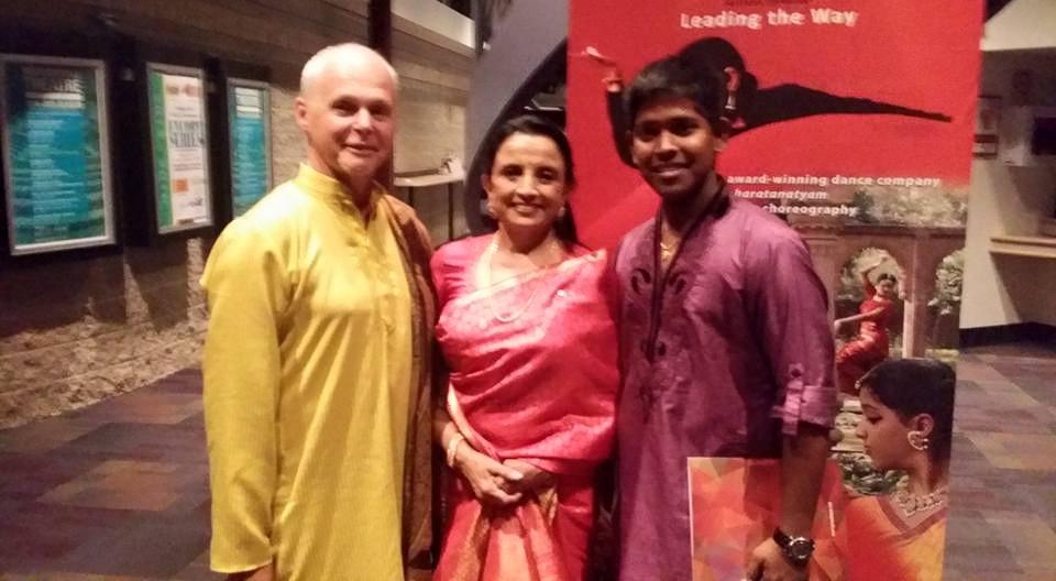From Left To Right, Jai Govinda, Lata Pada, Naren Ganesan