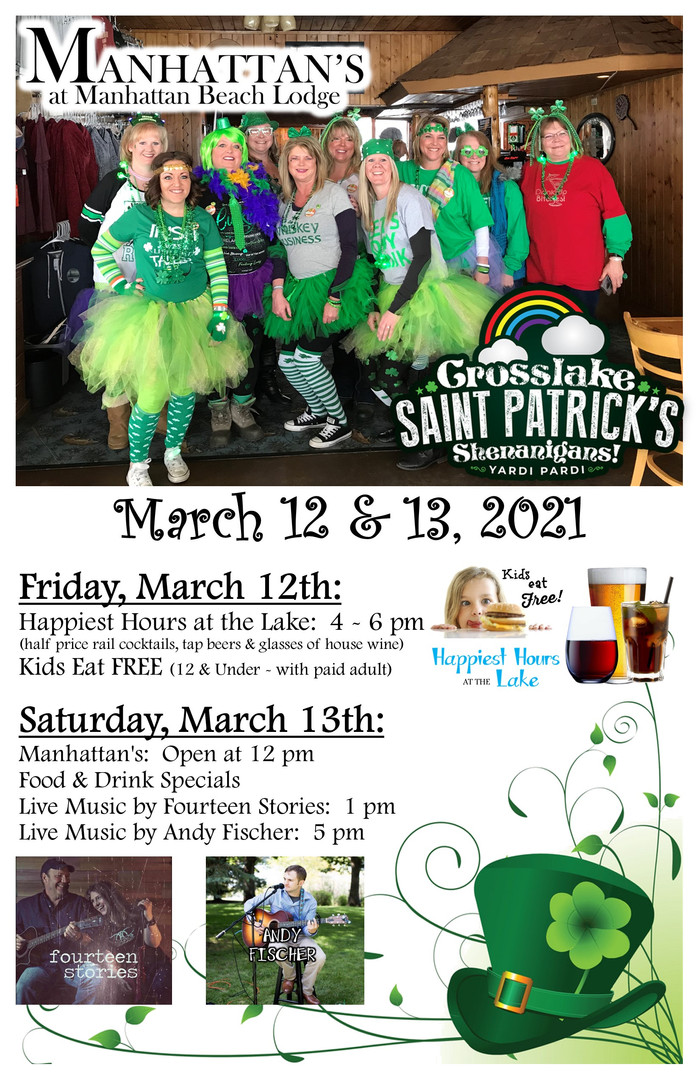 St Pats Weekend