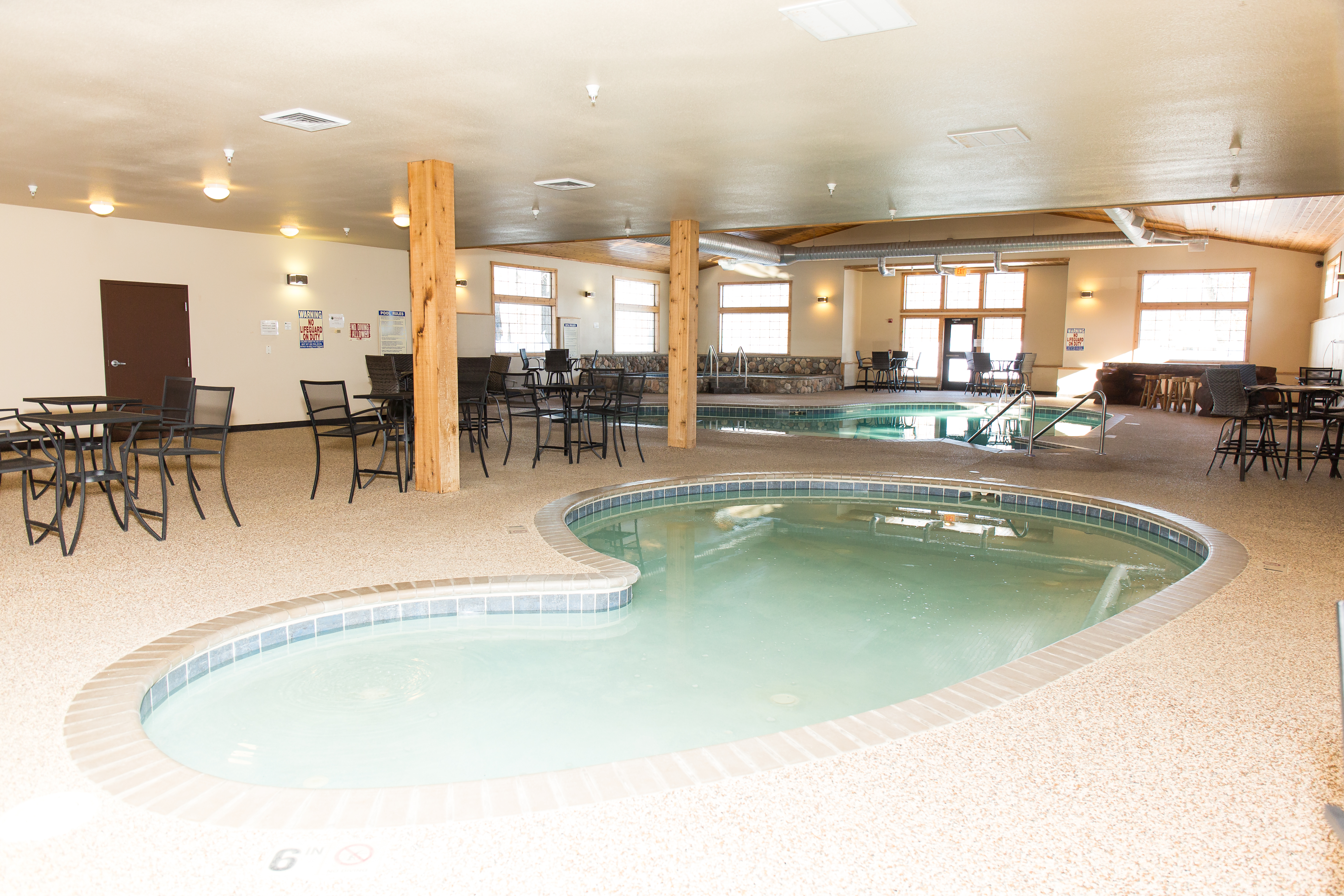 Whitefish Pool Area