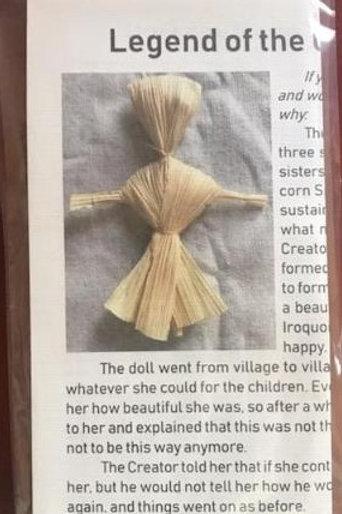DIY Mini Corn Husk Doll Kit