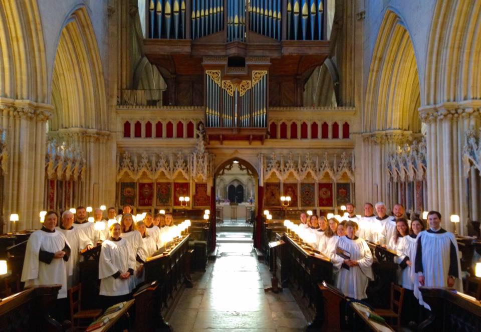 KCP in Wells Cathedral