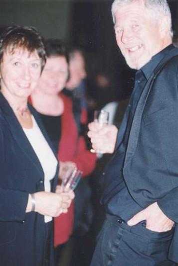 Chris and Sue Teuten