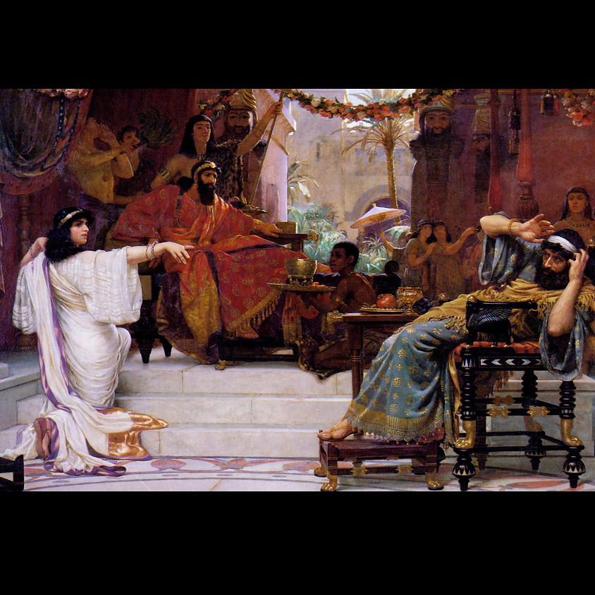 Esther - The First English Oratorio