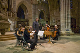 Michael Chance and the The Divertimento String Ensemble