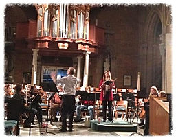 Trinity Cathedral Chamber Orchestra and Choir, 2013