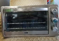 Oster countertop convection-toaster oven