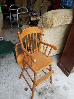 Child's_wooden_high_chair_-_Image_1