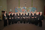 Pre-concert in Locmaria, Brittany, 2003