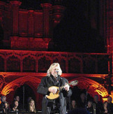 Show of Hands Concert, with Counterpoint singing chorus, Exeter Cathedral