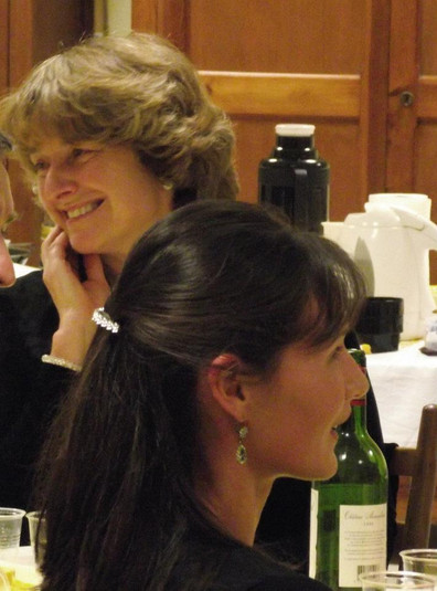 Susie Howells (left) and Denise Kehoe