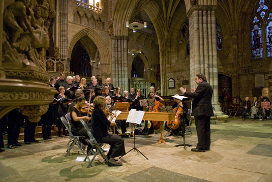 Counterpoint and the The Divertimento String Ensemble