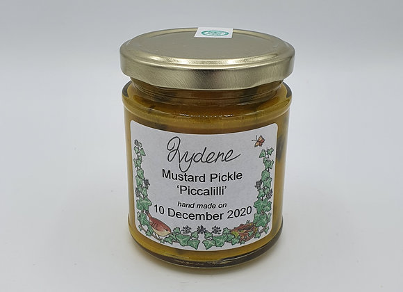 Ivydene Mustard Pickle 'Picacalilli'