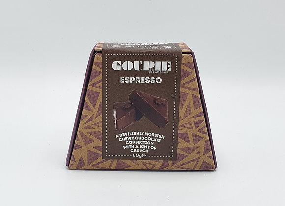 Goupie Espresso Chocolate Mini 75g