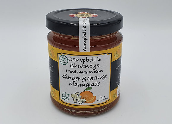 Campbell Ginger & Orange Marmalade