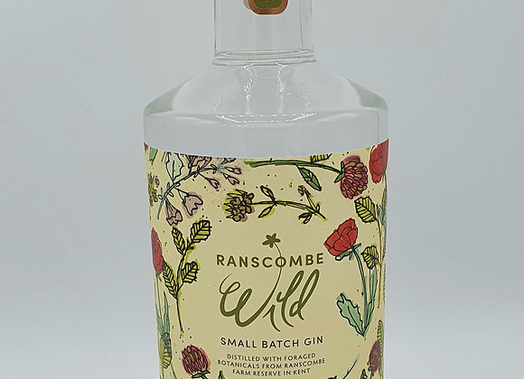 Maidstone Distillery Ranscombe Wild Small Batch Gin 20cl