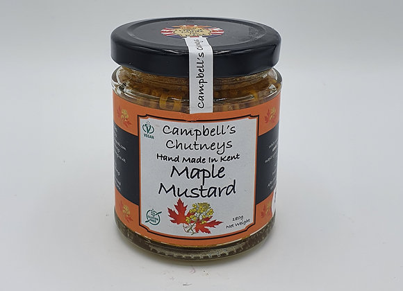 Campbell Maple Mustard