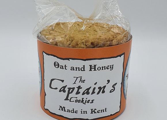 Captain's Oat & Honey Cookies 240g