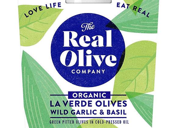 Organic La Verde Olives