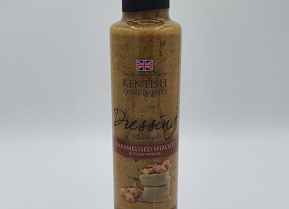 Kentish Condiments Caramelised Shallot & Cider Vinegar Dressing  240ml