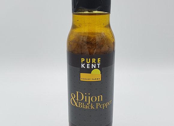Pure Kent Dijon & Black Pepper 220ml