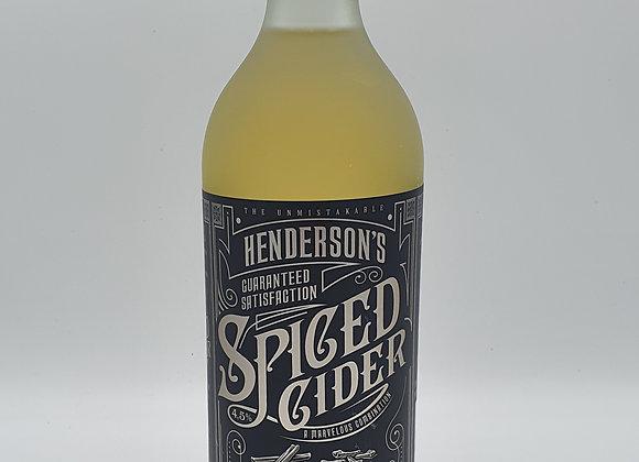 Kent Cider Spiced 750ml