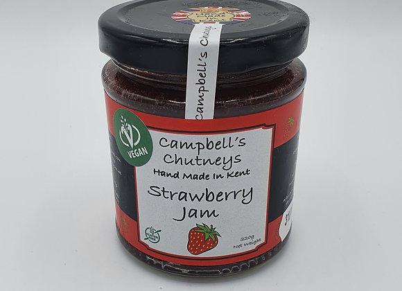 Campbell Strawberry Jam