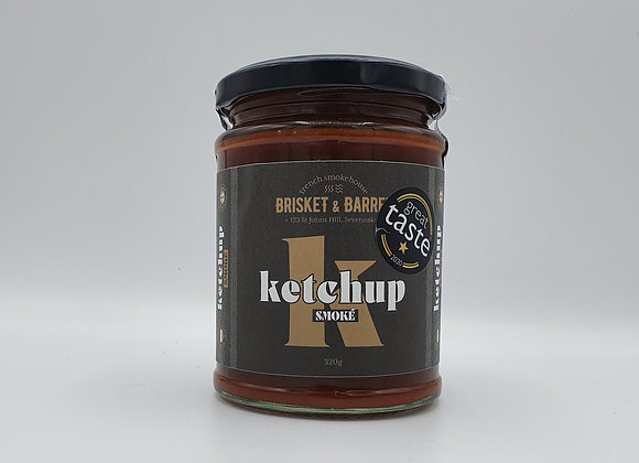 Brisket & Barrel Smoked Ketchup